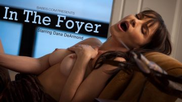 Porn Videos In the Foyer Dana DeArmond Online